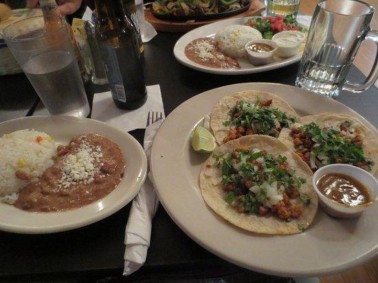 Kingston, NY: Soft tacos