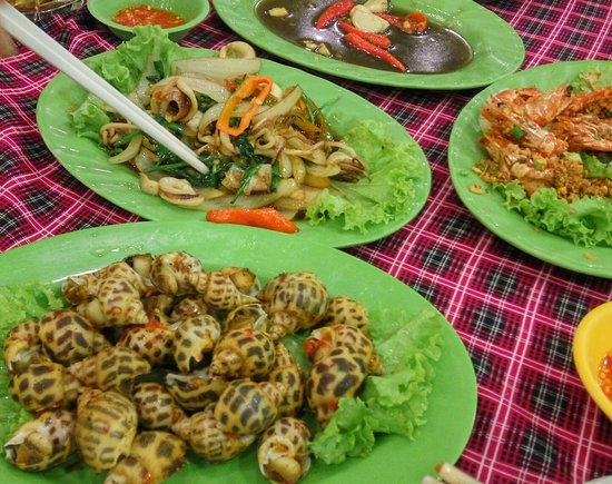 Seafood Restaurant Phnom Penh