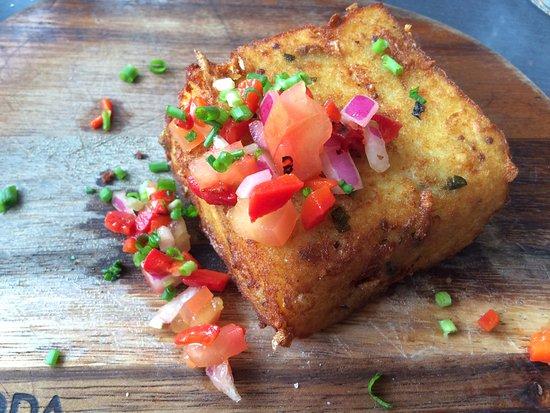 North Beach, Australië: Potato Hash