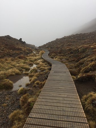Tongariro National Park, นิวซีแลนด์: photo4.jpg
