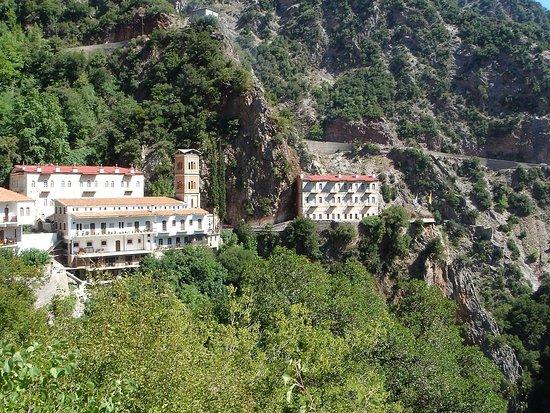 Proussos Monastery