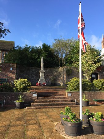 War Memorial Hunmanby