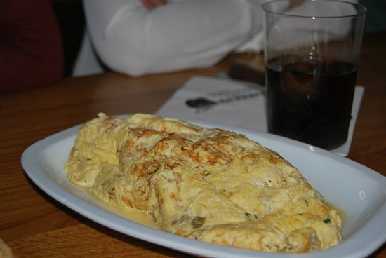 Astigarraga, Spania: Tortillón de Bacalao