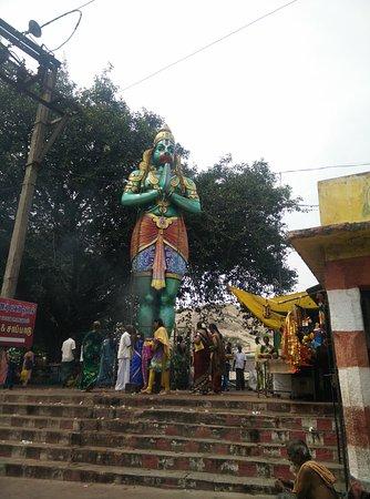 Sholinghur, India: Arulmigu Lakshmi Narasimha Swamy Temple