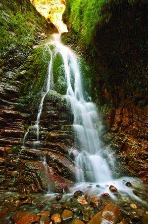 Panta Vrechei Canyon