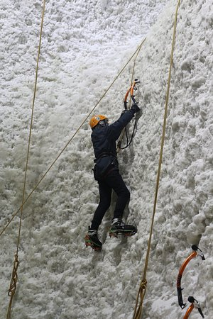 Kinlochleven, UK: Low Wall Ascent