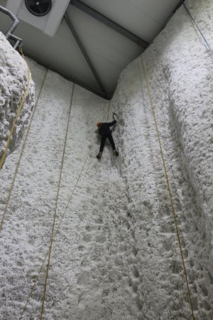 Kinlochleven, UK: Corner Ascent