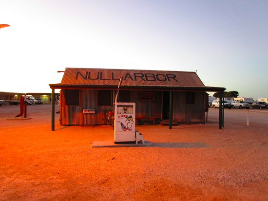 Nice place for a sleep - Review of Nullarbor Roadhouse