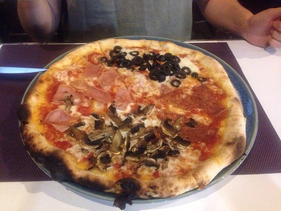 Via Vai: Tasty pizzas