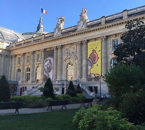 entr e du grand palais photo de restaurant des galeries nationales du grand palais paris. Black Bedroom Furniture Sets. Home Design Ideas