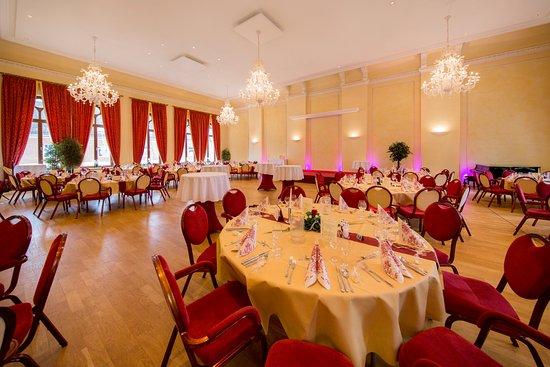 Hotel Am Schloss Aurich: Historischer Saal
