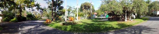 Atherton, Australien: Entrance to Park