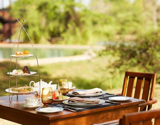 Jetwing Vil Uyana: High Tea