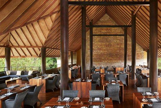 Jetwing Vil Uyana: Restaurant