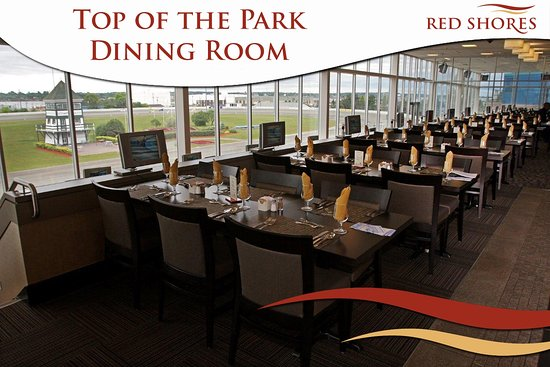 Top of the Park Restaurant: Top of the Park