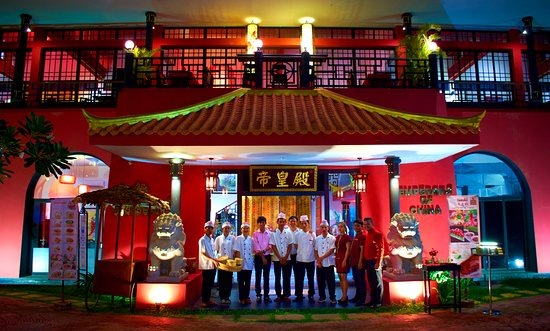 Photo of Chinese Restaurant The Emperors of China at King's Road, 7 Makhara Road, Achar Sva Street, Street 27, Siem Reap, Cambodia