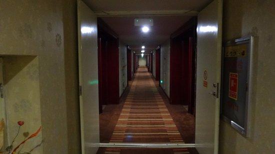 Xinzhou, Çin: 廊下