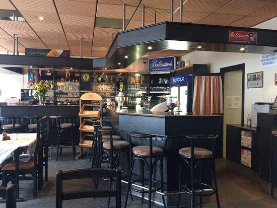Restaurace Cerny kun: Prostředí restaurace Černý kůň