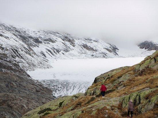 Gletsch, Svizzera: SourceRhône1