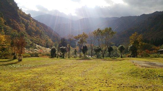 Oguni-machi, Japan: 10月27日素敵な風景だったので、車から降りて走って行ってシャッターきりました。