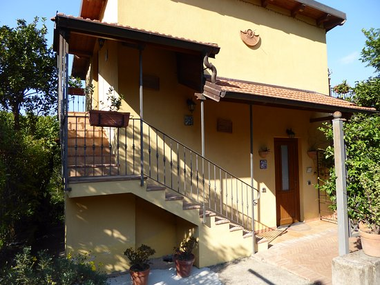 Villa Flavia: Limoni apartment (ground floor)