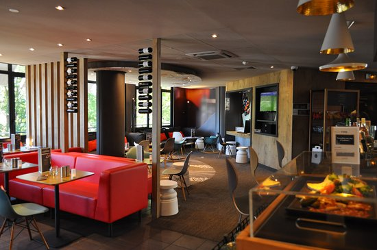 Ibis Avignon Centre Gare: Ibis Kitchen Lounge