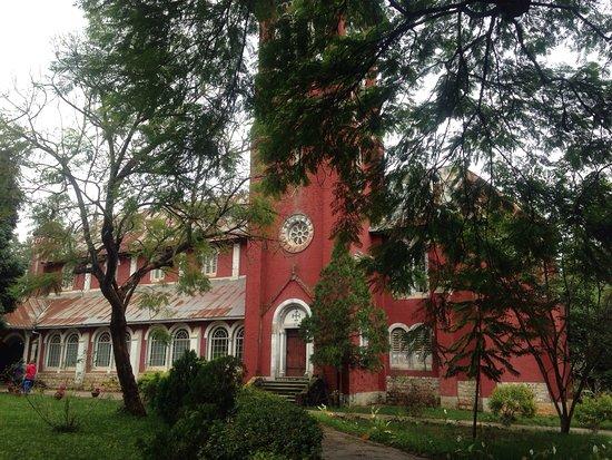 Pyin Oo Lwin (Maymyo), Birma: All Saints Anglican Church