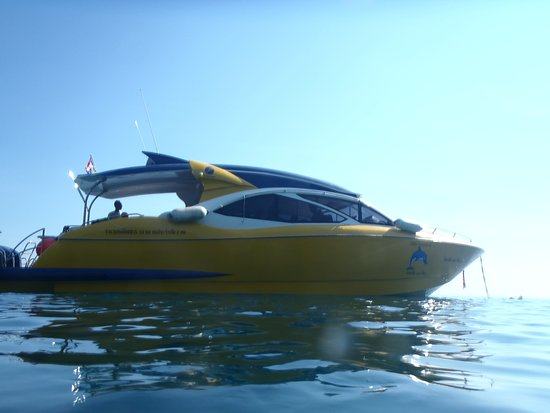 Private Speedboat Phuket