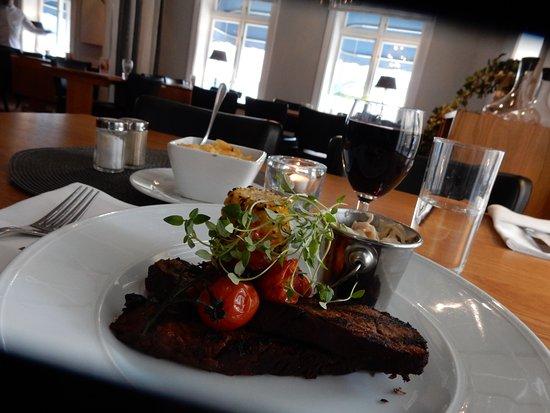 Arvika, Sweden: Ät gott från vår á la carte