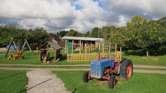 Washford, UK: Kids Play