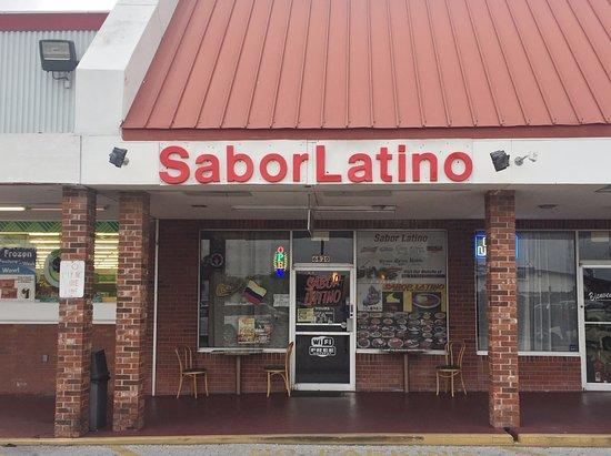 Sabor Latino Restaurant Sarasota Fl