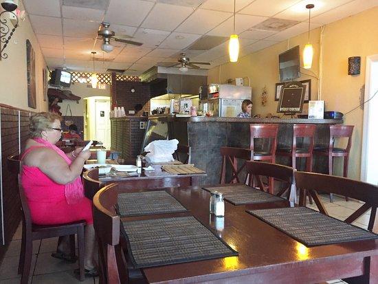 Sabor Latino Restaurant Dining Area 1 Sarasota Fl