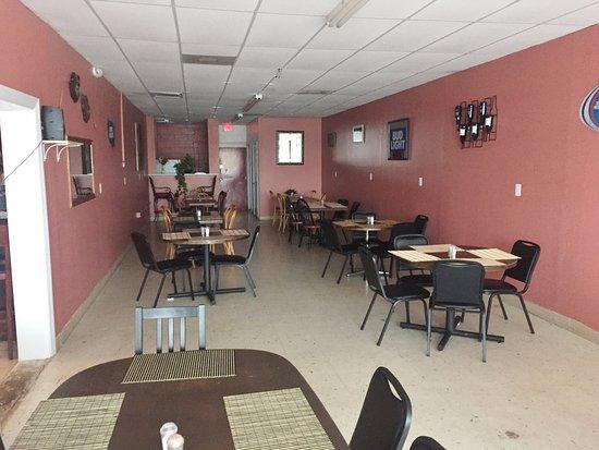 Sabor Latino Restaurant Dining Area 2 Sarasota Fl