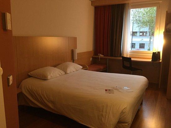 Lancy, İsviçre: Habitación matrimonio