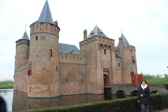Muiden, Países Bajos: El Castillo.