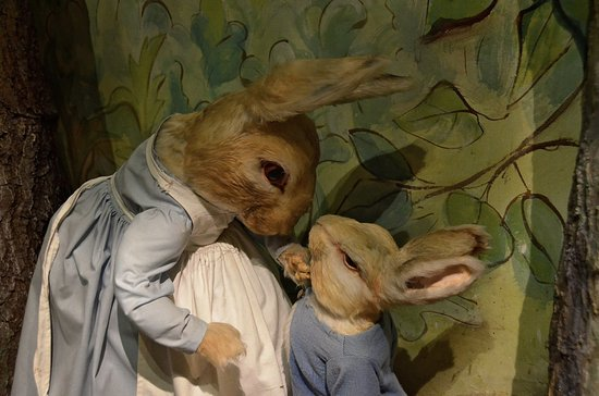 Bowness-on-Windermere, UK: Inside The Beatrix Potter World - it's amazing, go there!!