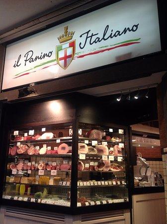 Ristorante Il Panino Italiano In Genova Con Cucina
