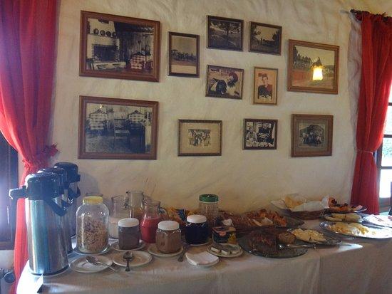 Café Da Manhã Picture Of Terraza Hotel Campos Do Jordao