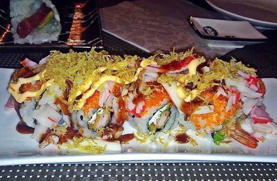 Sushi Yu Uramaki.
