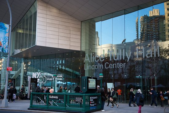 Photo of Theater Alice Tully Hall at 1941 Broadway, New York, NY 10023, United States
