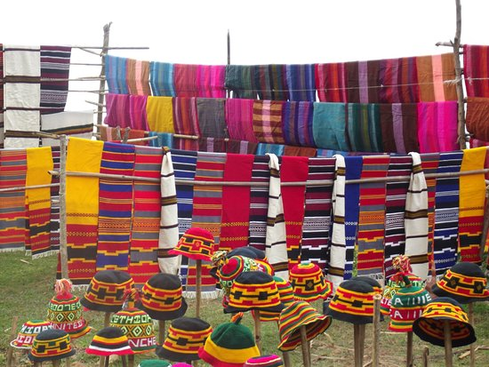 Handicrafts At Dorze Village Southern Ethiopia Picture Of Fanos