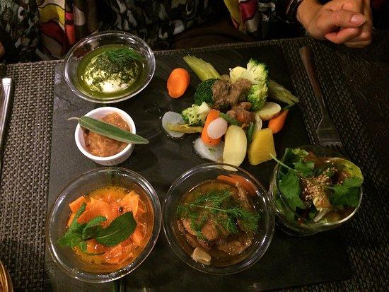 Restaurant le jardin des delices lyon 7 dans lyon avec for Restaurant jardin 78