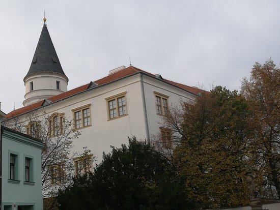 Zamek Prerov & Muzeum Komenskeho
