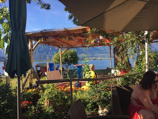 Gerra, Svizzera: NI&CO Beach Bar