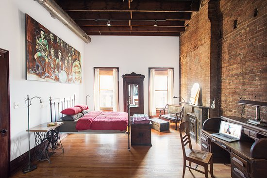 Hudson, État de New York : The Top Hat Suite