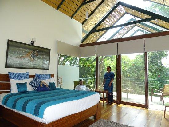 Waterwoods Lodge Kabini: Superior King Room