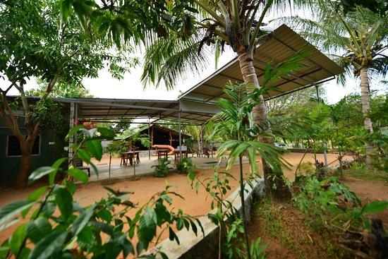 Inamaluwa, Sri Lanka: Entrance