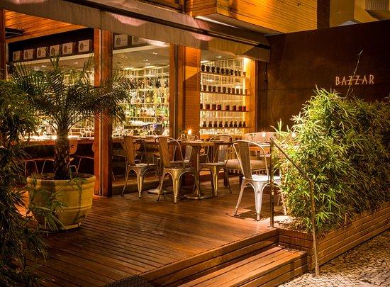 Photo of Brazilian Restaurant Bazzar at Rua Barao Da Torre, 538, Rio de Janeiro, Brazil