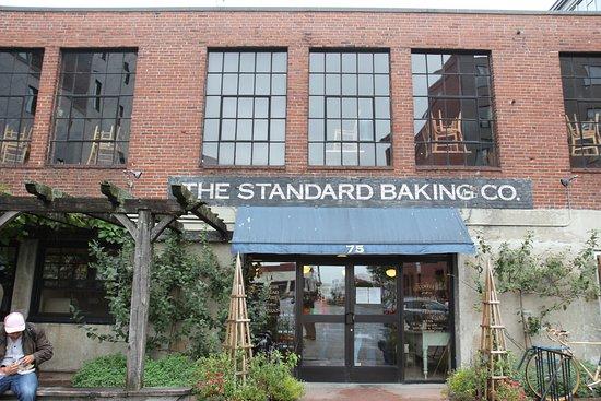 Standard Baking Co.: de bakkerij vlak bij de haven