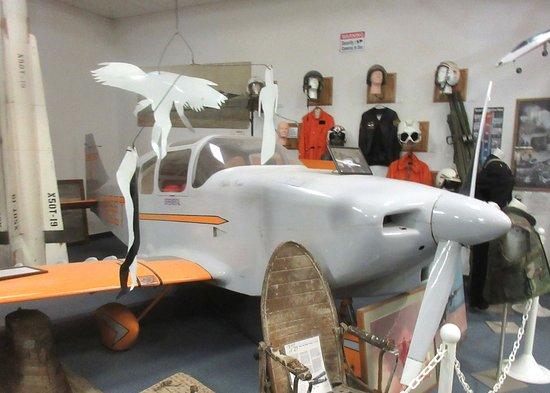 Air Museum, Boron, CA
